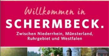 """Jetzt online durchblättern: Die neue Imagebroschüre """"Willkommen in Schermbeck"""""""