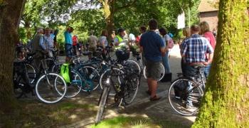 Geführte Fahrradtour am Sonntag, 7. August war ein voller Erfolg