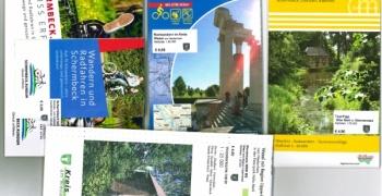 Radwanderkarten im Angebot