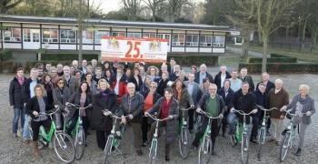 Jubiläum am 3. Juli 2016: 25. Niederrheinischer Radwandertag, radeln Sie mit!