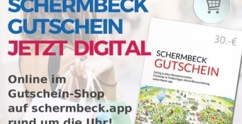 Geschenkgutschein Schermbeck - Alle teilnehmenden Partner- und Mitgliedsbetriebe