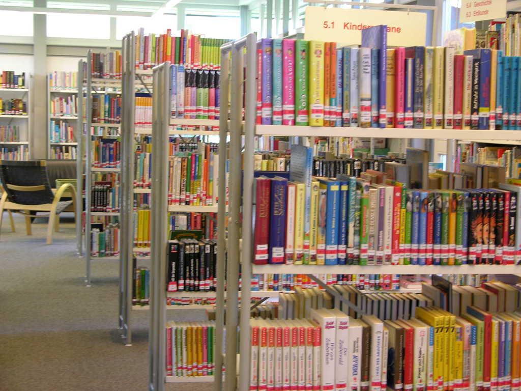 Bücherei bilder  Wir sind Schermbeck - Bücherei