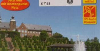 Aktuelles Kartenmaterial pünktlich vor dem Saisonstart: Verkauf in der Schermbecker Tourist-Information