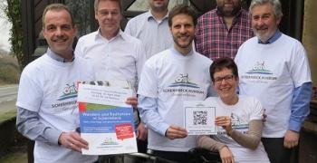 """Am 10. April eröffnet der Verein """"Wir sind Schermbeck"""" am Rathaus die diesjährige Fahrradsaison"""